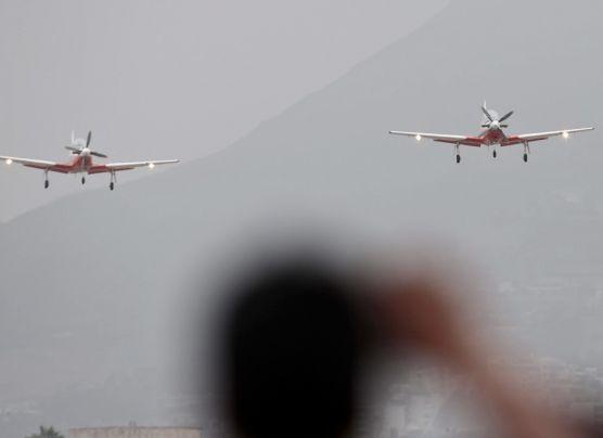 KT1: Los nuevos aviones de entrenamiento que fabrica el Perú