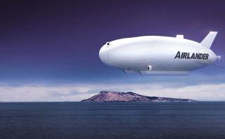 Airlander: Viaja en la aeronave más grande del mundo