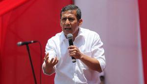 """Ollanta Humala dijo que el fujimorismo """"nació de la cloaca"""""""