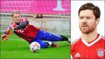 """Xabi Alonso: """"Sería justo que Neuer gane el Balón de Oro"""" - Noticias de xabi alonso"""