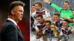 Balón de Oro: Van Gaal cree que un alemán debe ganar el premio - Noticias de bastian schweinsteiger