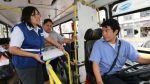 Empresas de transporte: 80% de trabajadores no está en planilla - Noticias de sunafil
