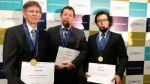 Concytec premió a los tres mejores científicos del Perú - Noticias de humedal el cascajo