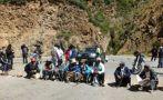 Otuzco: ronderos retienen camioneta edil por deuda de alcalde