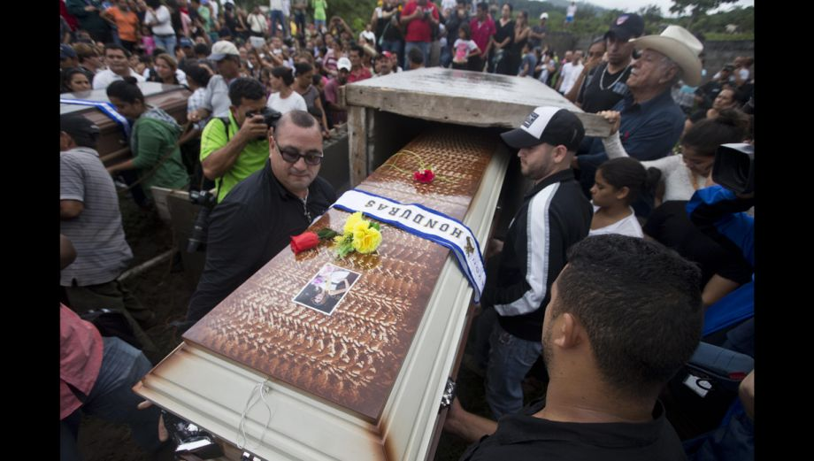Miss Honduras: El último adiós a la reina asesinada