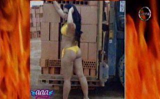 Vania Bludau 'rompe' internet con sus fotos sin Photoshop