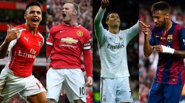 Fútbol mundial: día, hora y transmisión de los mejores partidos