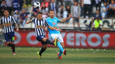 Cristal vs. Alianza: igualan 1-1 en el Nacional