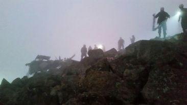 Así fue la búsqueda de avioneta PNP y sus 3 tripulantes muertos
