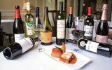 La cena de los nueve: un vino para cada plato