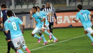 Cristal vs. Alianza: triunfo celeste por 3-2 en el Nacional