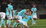 Cristal vs. Alianza: el gol de Luis Abram para los rimenses