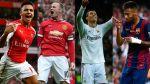 Fútbol mundial: día, hora y transmisión de los mejores partidos - Noticias de michael bromwich