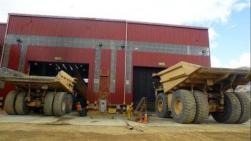 Mina de oro Yanacocha se transformará en productora de cobre