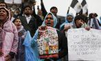 México: Disturbios en protestas por estudiantes desaparecidos
