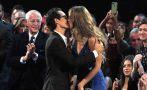 Marc Anthony y Shannon de Lima: puro amor en el Grammy Latino