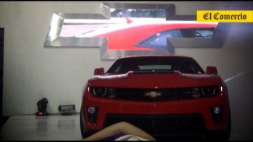 Motorshow 2014: Conoce las novedades de Chevrolet, Ford y Mini