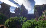 """10 increíbles estructuras hechas en """"Minecraft"""" (FOTOS)"""