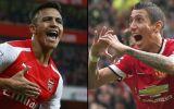 Arsenal vs. Manchester United: chocan en la Premier League