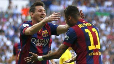 Barcelona vs. Sevilla: culés ganaron 5-1 por la Liga BBVA