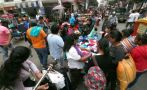 La Victoria: 200 ambulantes de Gamarra son reubicados