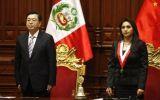 Presidente de Asamblea Popular China visitó el Congreso peruano