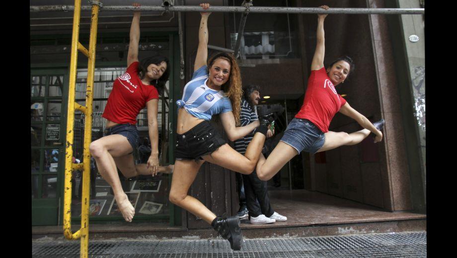 Campeonato Sudamericano de Pole Dance y Pole Sport en Argentina