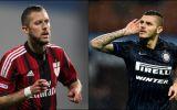 AC Milan vs. Inter de Milán: empatan 0-0 en derbi por Serie A