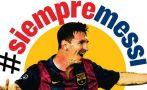 Messi: Mundo Deportivo inicia campaña de apoyo a la 'Pulga'