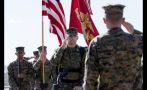 EE.UU.: Marine con soporte robotizado fue condecorado [FOTOS]