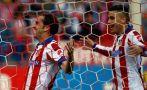 Atlético de Madrid vs. Málaga: colchoneros ganaron 3-1 [VIDEO]