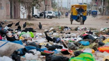 Municipio de José Leonardo Ortiz se olvidó de recoger la basura