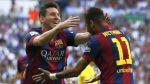 Barcelona vs. Sevilla: culés ganaron 5-1 por la Liga BBVA - Noticias de