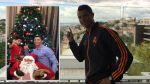 Facebook: Cristiano Ronaldo ya vive la Navidad junto a su hijo - Noticias de cristiano ronaldo