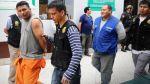 Sicarios y extorsionadores: PNP desarticuló banda en el Callao - Noticias de carlos munoz espejo