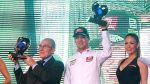 Nicolás Fuchs recibió trofeo por título mundial del 2013 - Noticias de rally mundial 2013