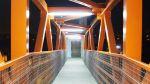 Puente peatonal con ascensores fue inaugurado en El Agustino - Noticias de peaje