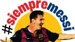 Messi: Mundo Deportivo inicia campaña de apoyo a la 'Pulga' - Noticias de cristiano ronaldo