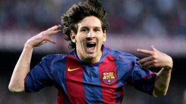 Lionel Messi y las 20 camisetas de Barcelona con las que anotó
