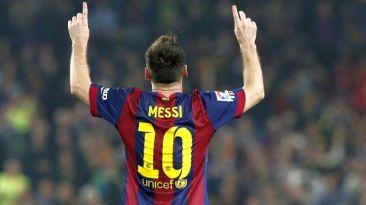 Lionel Messi: el hat-trick con el que superó récord histórico