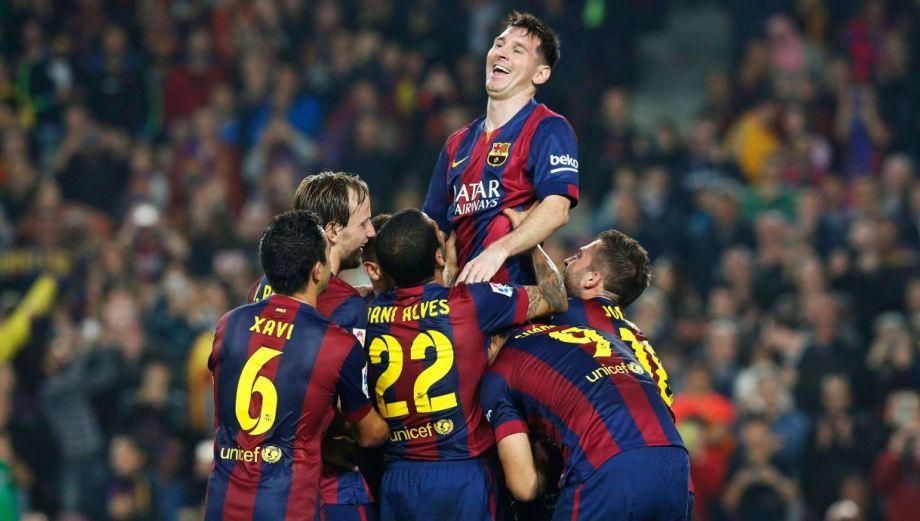 Lionel Messi e imágenes que quedarán en el recuerdo del fútbol