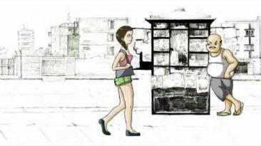 Colectivo lanza corto para combatir el acoso sexual callejero