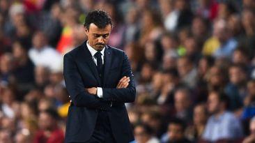 "Luis Enrique sobre récord de Messi: ""Es único e irrepetible"""