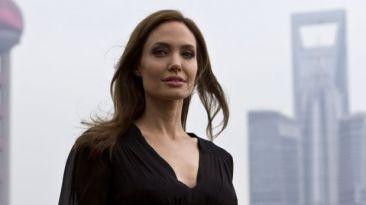 """Angelina Jolie: """"Nunca me sentí cómoda como actriz"""""""