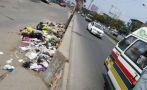 Comas: Ministerio de Vivienda apoyará en el recojo de basura