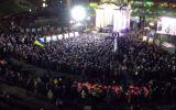 YouTube: Dron registra primer aniversario del Euromaidán