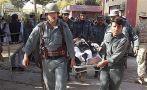 Afganistán: Atentado suicida en torneo de vóley deja 50 muertos