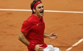 Roger Federer y sus estadísticas tras ganar la Copa Davis