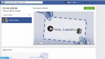 Facebook: función 'Dar gracias' ya está disponible en español