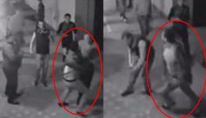 YouTube: boxeador noqueó a tres hombres por defender a su mujer